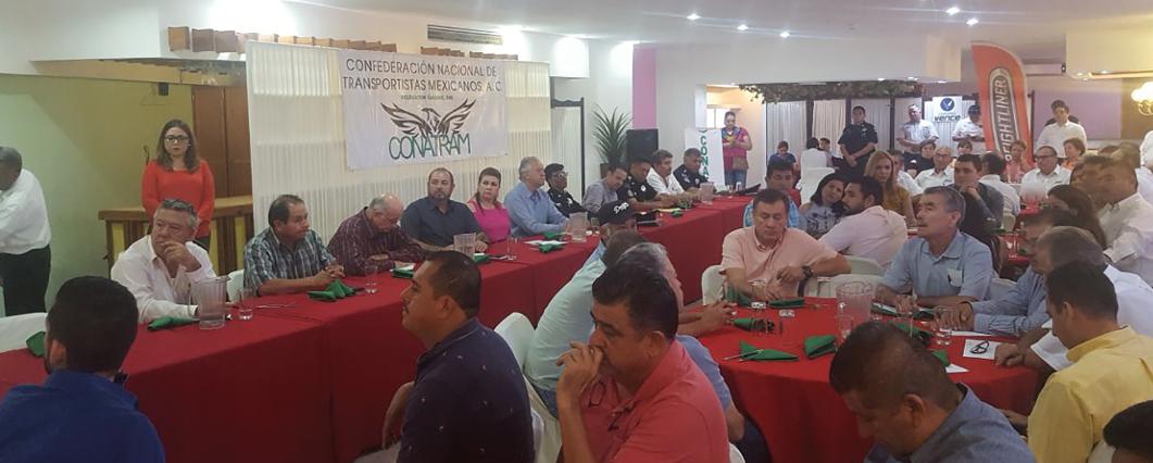 CONATRAM celebró asamblea constitutiva en Guasave, Sinaloa