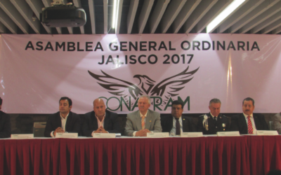 CONATRAM CELEBRÓ ASAMBLEA GENERAL