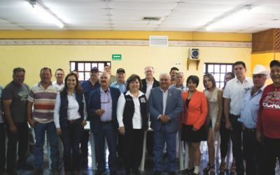La Delegación de CONATRAM en Chihuahua se reúne con candidatas.