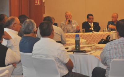 CONATRAM  Celebra Junta de Consejo Nacional.