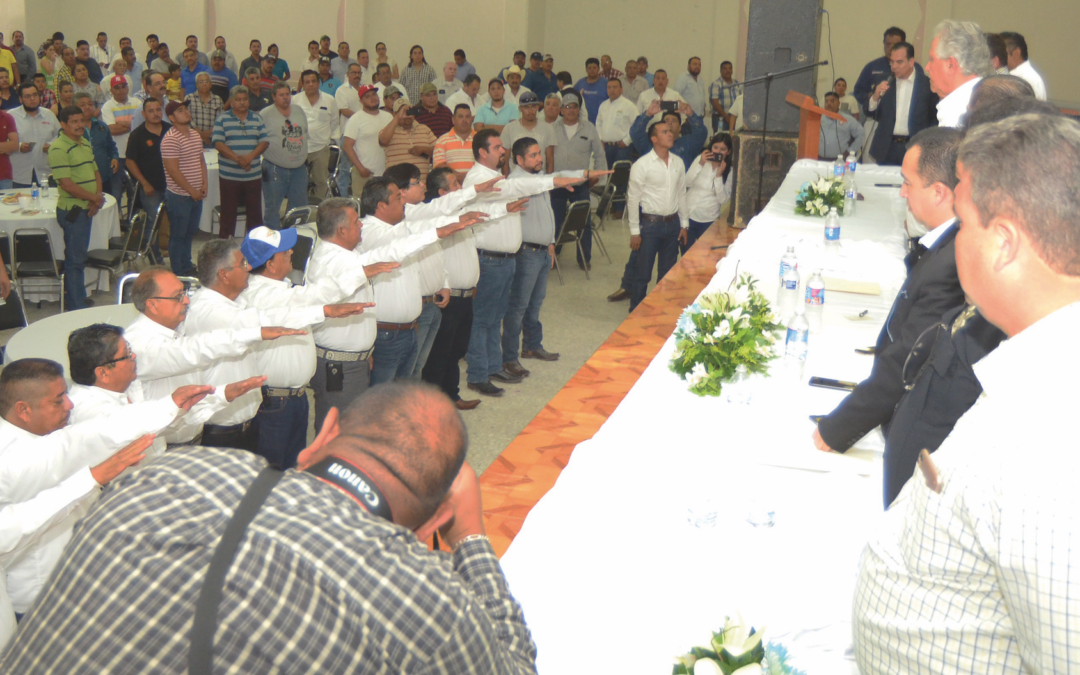 """Se conforma Delegación en la """"Comarca Lagunera"""""""