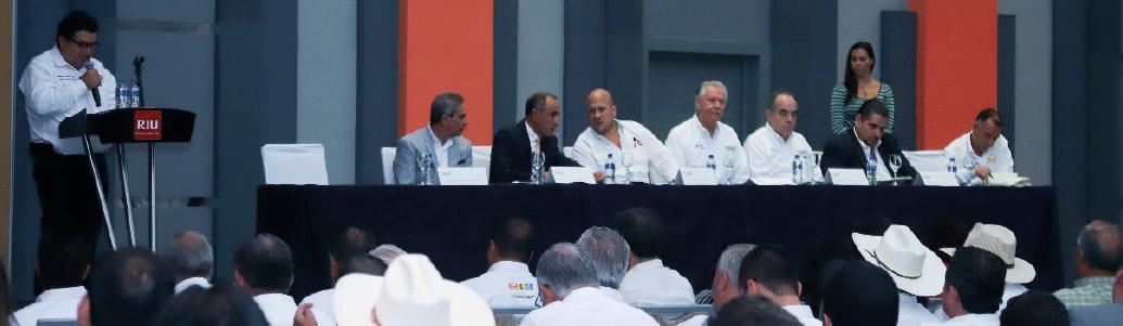 Enrique Alfaro se reúne con CONATRAM Jalisco