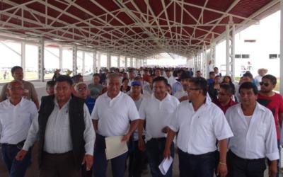 CONATRAM PUEBLA DENUNCIA IRREGULARIDADES EN EL SERVICIO DE PASAJE EN ATLIXCO