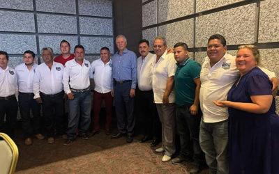 CONATRAM QUERÉTARO CELEBRÓ ASAMBLEA ORDINARIA CON LA PARTICIPACIÓN DE AUTORIDADES FEDERALES