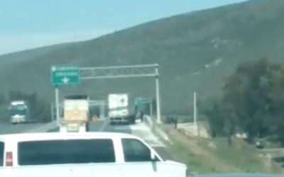 ATRACO EN LA AUTOPISTA PUEBLA- ORIZABA